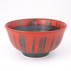 Tazón de sopa de cerámica japonesa TOKUSA