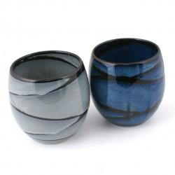 duo de tasses japonaises à thé en céramique MYA575651