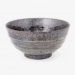 Japanese ceramic donburi soup bowl koyou