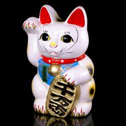 Chat géant manekineko tirelire japonaise, MIGI OKANE