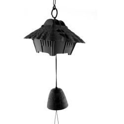 Japan cast iron wind bell, OTAKU, House