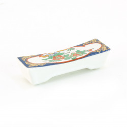 Japanese chopstick holder, KYÛRYÔ, blue, made in Japan