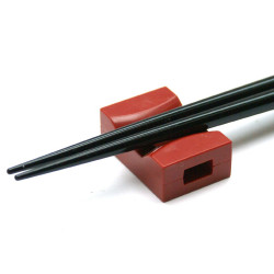 soporte de plástico para palillos, 31740, roja