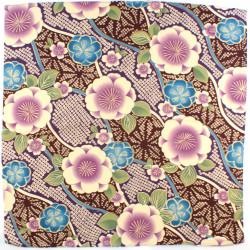 furoshiki japonais violet - Shatori