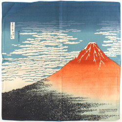 japanese furoshiki, FUJI, Mount Fuji