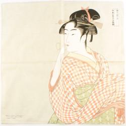 furoshiki en coton japonais Vidro