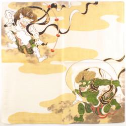 furoshiki en coton japonais Shoun
