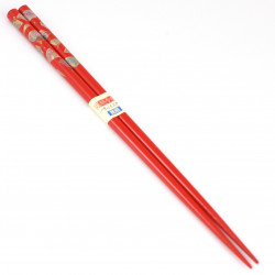 red Japanese chopstick MAIOHGI