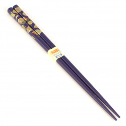 Purple Japanese chopstick MAIOHGI