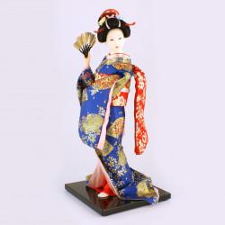 Muñeca japonesa - oyama , MAIOHGI, alcance