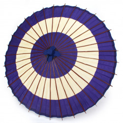 ombrelle japonaise blue