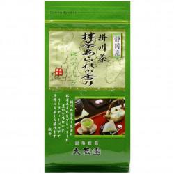 Japanischer grüner Tee, MATCHA ARARE, 80 Beutel