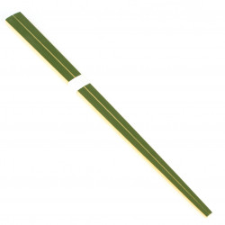 japanese chopsticks, large green Natural bamboo WAKATAKE
