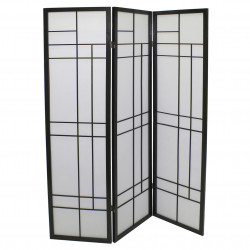 black japanese wooden screens design Modern
