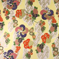 japanisches Papierblatt, YUZEN WASHI, 8022-2