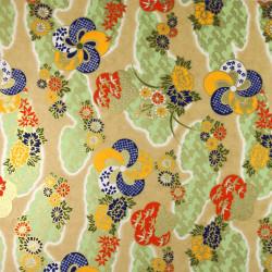 japanese paper sheet, YUZEN WASHI, 8022-3