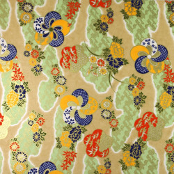 japanisches Papierblatt, YUZEN WASHI, 8022-3