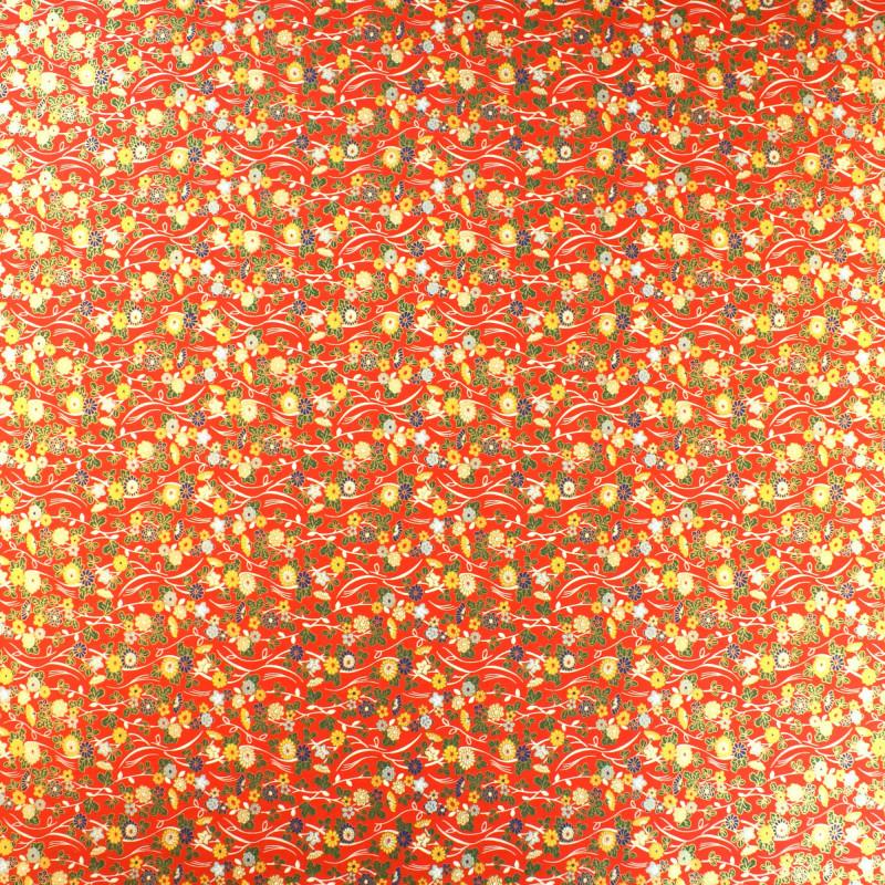 grande feuille de papier japonais Yusen Washi 50x66 cm CZ-8033