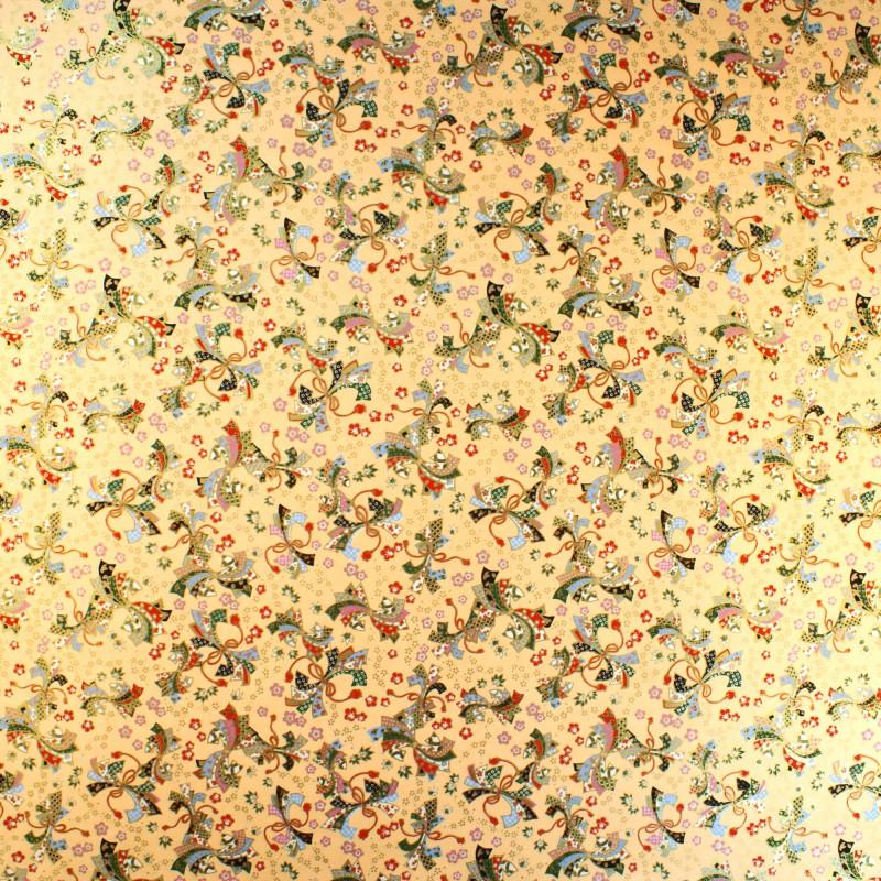 grande feuille de papier japonais Yusen Washi 50x66 cm CZ-8040