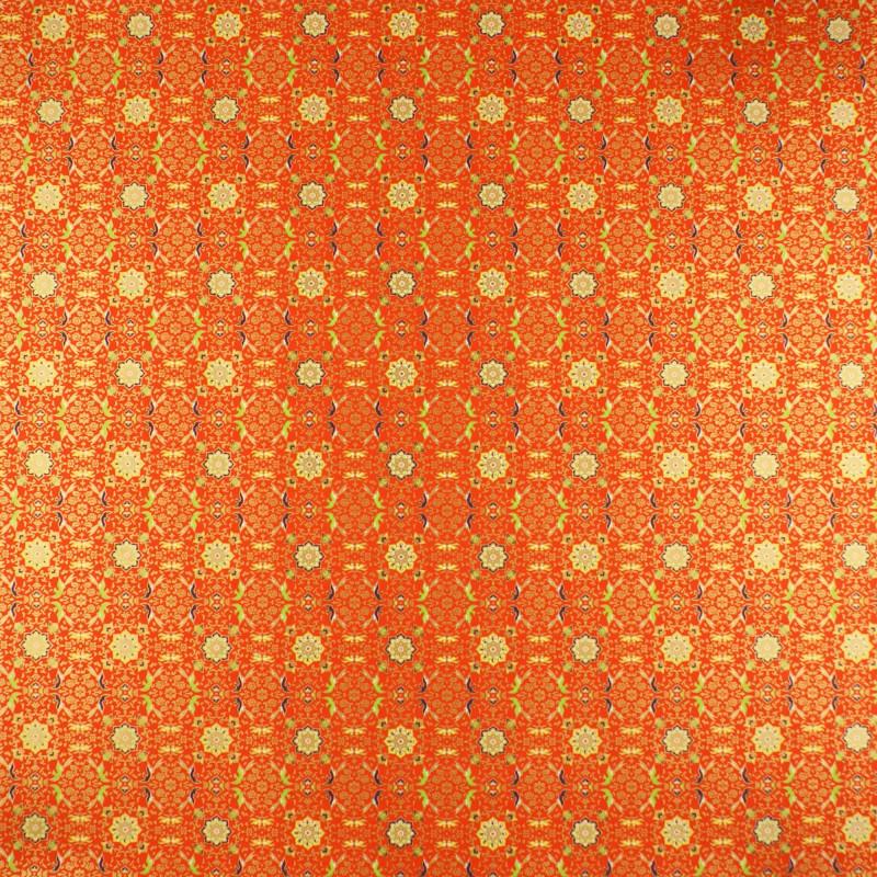 grande feuille de papier japonais Yusen Washi 50x66 cm Star