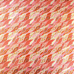 grande feuille papier japonais, YUZEN WASHI, 8043
