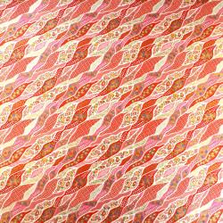 large Japanese paper sheet, YUZEN WASHI, 8043