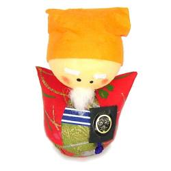 poupée japonaise okiagari, MITOKOMON, conseiller