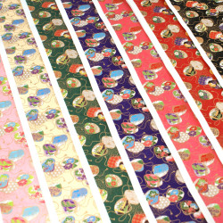 grande foglio di carta giapponese, YUZEN WASHI, Purse