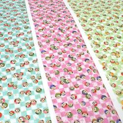 large Japanese paper sheet, YUZEN WASHI, CZ-8042