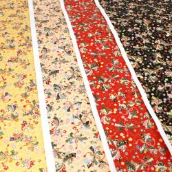large Japanese paper sheet, YUZEN WASHI, CZ-8040