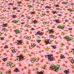 großes japanisches Papierblatt, YUZEN WASHI, CZ-8041