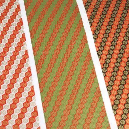 hoja de papel japonés, YUZEN WASHI, 8005