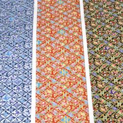 large Japanese paper sheet, YUZEN WASHI, CZ8044