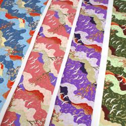 feuille papier japonais, YUZEN WASHI, 8024