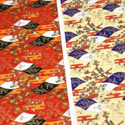 papier japonais Yusen Washi designed By Taniguchi Kyoto Japan 8003
