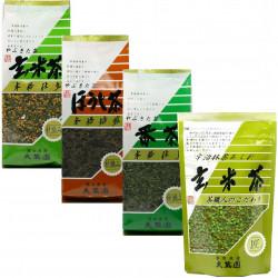 offre découverte 4 thés verts japonais