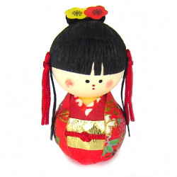 japanese okiagari doll, OHIMESAMA, Princess