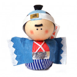 bambola giapponese okiagari protettore, SHINSENGUMI, Shinsen gumi