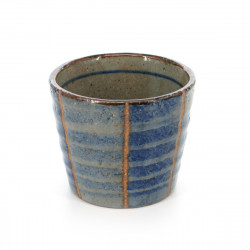tasse traditionnelle japonaise à alcool saké TOKUSA SOBA CHOKO
