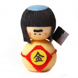 bambola giapponese okiagari protettore, SUMO, sumotori