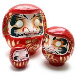 muñeca japonesa, DARUMA, roja