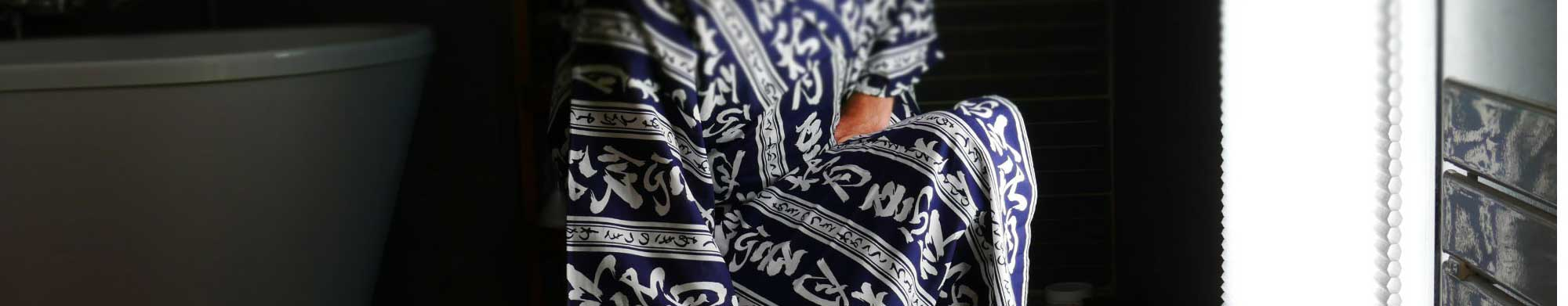kimonos and Yukatas for men