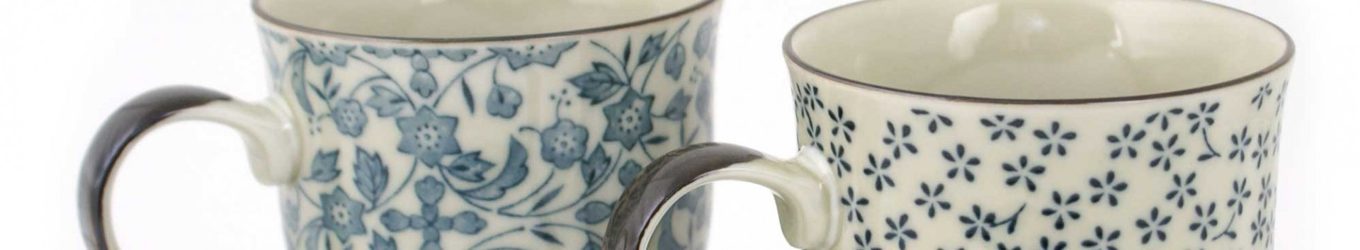 japanese cup with handle