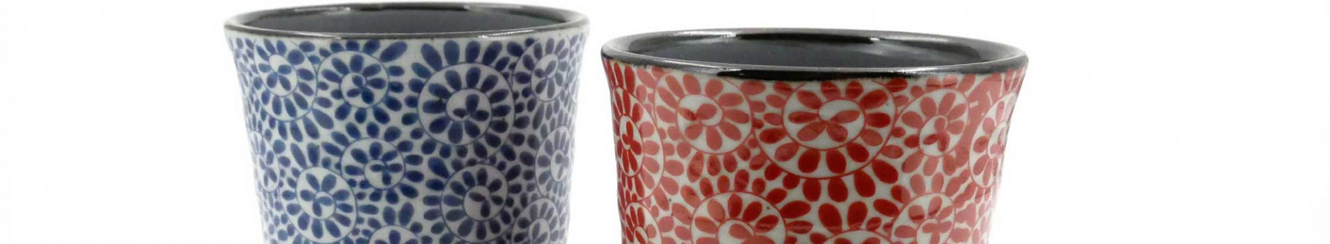 Yunomi Japanese tea cups