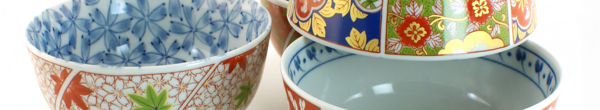 Japanese bowl sets made in Japan